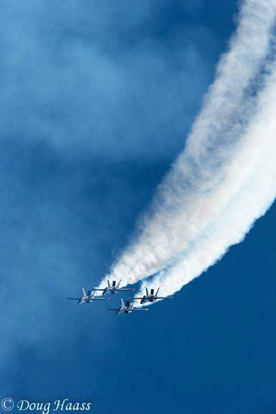 These are some of the photos from the  2012 Wings over Houston airshow at Ellington.  If you have photos or videos from the show, send them to us at news@abc13.com <span class=meta>(Photo&#47;Doug Haass)</span>