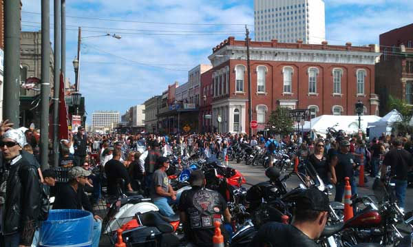 "<div class=""meta ""><span class=""caption-text "">Hear the rumble on the Island over the weekend?  That was the Lone Star Rally in Galveston and these are just some of the photos you've sent in of the event.  Email your Lone Star Rally photos to news@abc13.com or upload them at http://iwitness.abc13.com. (Photo/iWitness Reports)</span></div>"