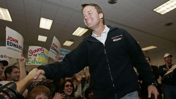 John Edwards told Nightline that he did have an extramarital affair  (AP)