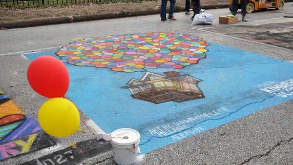 Via Colori: Painting the streets for a good cause
