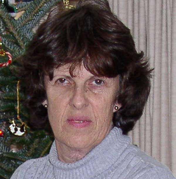 This Dec. 26, 2006 photo provided by her husband, Douglass Gaarde, shows Kathy Gaarde, one of the victims of the Sept. 16, 2013 shooting at the Washington Navy Yard. Gaarde, 63, of Woodbridge, Va., was a financial analyst who supported the organization responsible for the shipyards. (AP Photo/Courtesy Douglass Gaarde)