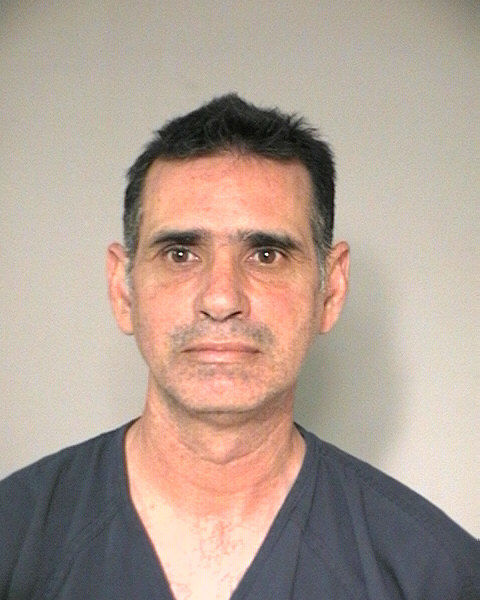 "<div class=""meta image-caption""><div class=""origin-logo origin-image ""><span></span></div><span class=""caption-text"">Osvaldo Paz, 47 During the raids, nine suspects, all male, were arrested.   They face charges of credit card fraud/engaging in organized crime, fraudulent use/possession of identifying information, theft and money laundering.</span></div>"