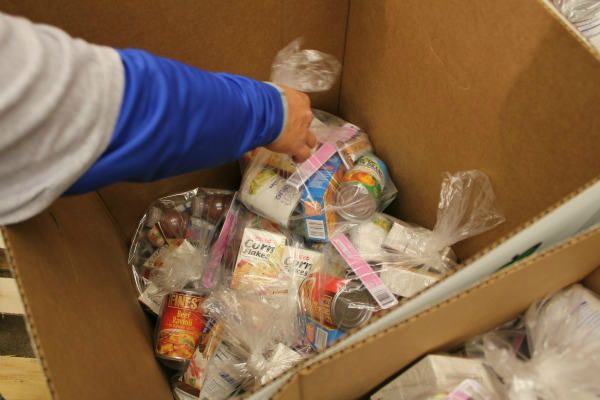 The Backpack Buddy program serves thousands of kids every year <span class=meta>(Photo&#47;Houston Food Bank)</span>