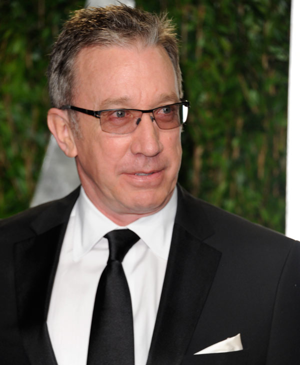 According to Forbes.com, Tim Allen earned &#36;14 million between May 2011 and May 2012 <span class=meta>(AP Photo)</span>