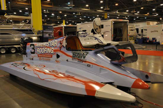 The 2013 Houston Boat Show features more than 1,000 powerboats, luxury cruisers, fishing boats, personal watercraft, fun activities for the whole family and so much more.   Visit HoustonBoatShow.com for more information. <span class=meta>(ABC13&#47;Blanca Beltran)</span>