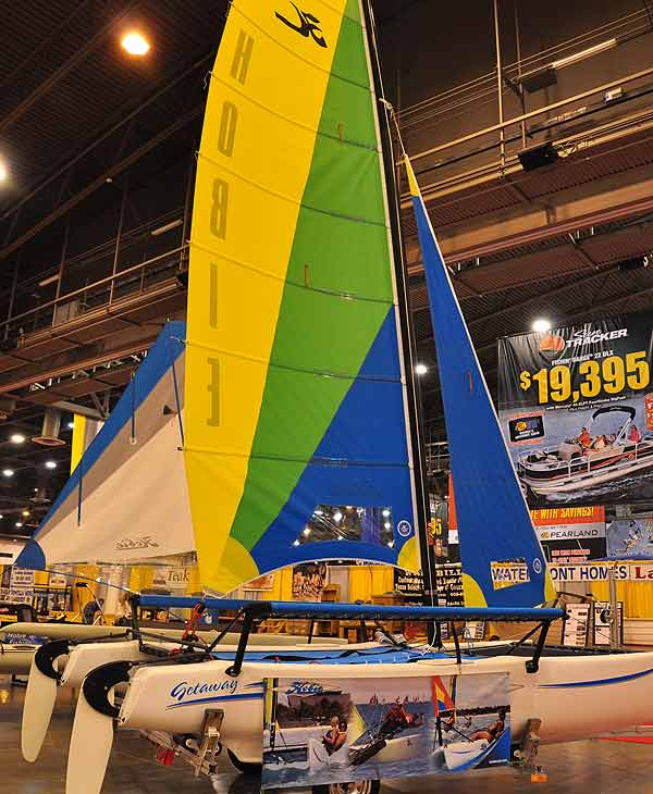 The 2012 Houston Boat Show features more than 1,000 powerboats, luxury cruisers, fishing boats, personal watercraft, fun activities for the whole family and so much more.   Visit HoustonBoatShow.com for more information. <span class=meta>(KTRK&#47;Blanca Beltran)</span>
