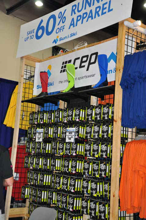 "<div class=""meta ""><span class=""caption-text "">One of the festivities surrounding the Chevron Houston Marathon this weekend is the Ironman Sports Medicine Institute at Memorial Hermann EXPO being held at the George R. Brown Convention Center. Vendors from across the country are showcasing the latest in running gear and fitness products. The event is free and runs from 11am until 7pm  Friday and 9am until 7pm Saturday. (ABC13/Blanca Beltran)</span></div>"