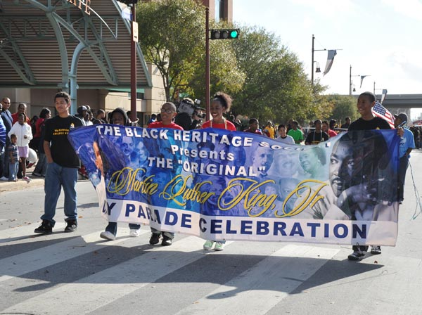 "<div class=""meta image-caption""><div class=""origin-logo origin-image ""><span></span></div><span class=""caption-text"">The Heritage Society's 34th Annual 'Original' Dr. Martin Luther King Jr. Parade was held downtown (KTRK/Blanca Beltran)</span></div>"