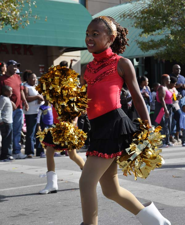 The Heritage Society&#39;s 34th Annual &#39;Original&#39; Dr. Martin Luther King Jr. Parade was held downtown <span class=meta>(KTRK&#47;Blanca Beltran)</span>