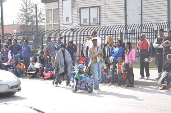 The Black Heritage Society&#39;s 35th Annual &#39;Original&#39; Dr. Martin Luther King Jr. Parade was held downtown Monday, January 21, 2013 <span class=meta>(ABC13)</span>