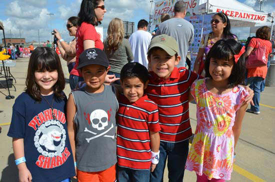 "<div class=""meta ""><span class=""caption-text "">The Annual Pearland Winterfest was held over the weekend. It was a fun-filled day of playing in the snow, riding rides, plenty of food and great entertainment. (ABC-13/Blanca Beltran)</span></div>"