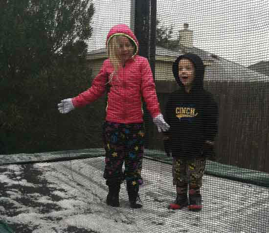 Check out some of the photos you&#39;ve been sending us from the winter weather across southeast Texas.  We&#39;re posting all of them on iWitness.abc13.com.  Send your pics and videos to us at news@abc13.com <span class=meta>(Photo&#47;iWitness Reports)</span>