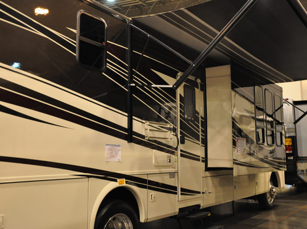 The Houston RV Show is now the largest in Texas...