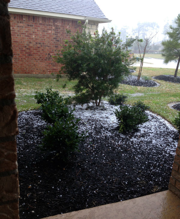 "<div class=""meta ""><span class=""caption-text "">These are just some of the photos you sent in from Monday's hail storm. You can see more here.  If you took weather photos or videos, email them to us at news@abc13.com! (iWitness photo)</span></div>"