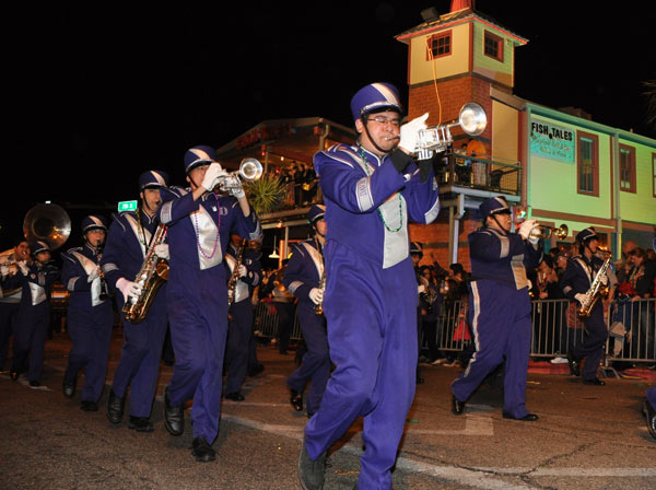 Images from Mardi Gras! Galveston 2012 <span class=meta>(KTRK&#47;Blanca Beltran)</span>