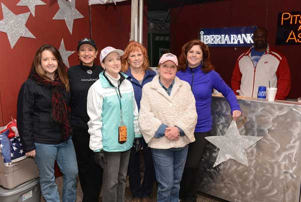 "<div class=""meta image-caption""><div class=""origin-logo origin-image ""><span></span></div><span class=""caption-text"">It was all about the barbecue Wednesday night, as cooks converged at Reliant Park to prepare for the Houston Livestock Show and Rodeo BBQ Cookoff and eat some good food. (John Mizwa, KTRK Photographer)</span></div>"