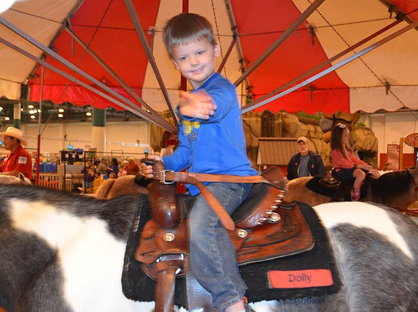 "<div class=""meta ""><span class=""caption-text "">The Houston Livestock Show and Rodeo has a kid-focused area that offers fun for all with a petting zoo, vendors, livestock, the antique double carousel, the kid's carnival and so much more. (KTRK/Blanca Beltran)</span></div>"
