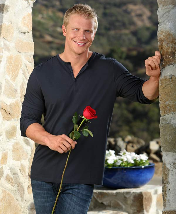 "The newly-engaged ""Bachelor"" Sean Lowe will compete on the new season of ""Dancing With The Stars."" The surprise announcement was made on ""Good Morning America"" on Tuesday, March 12, 2013.  (AP Photo, ABC, Kevin Foley)"
