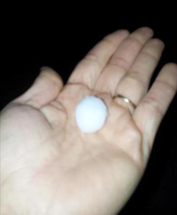 "<div class=""meta image-caption""><div class=""origin-logo origin-image ""><span></span></div><span class=""caption-text"">Check out some of the photos you sent in from the hail that hit southeast Texas Wednesday morning (iWitness photo)</span></div>"