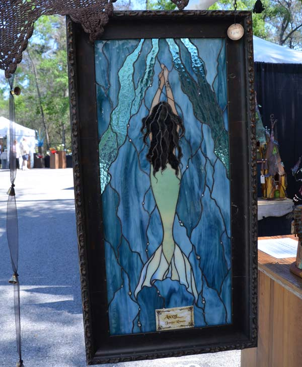 Images of some of the artwork featured at this weekend&#39;s Bayou City Art Festival in Memorial Park <span class=meta>(KTRK&#47;Blanca Beltran)</span>