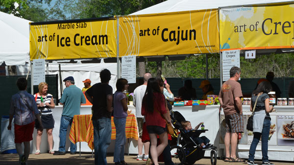 "<div class=""meta image-caption""><div class=""origin-logo origin-image ""><span></span></div><span class=""caption-text"">Images of some of the artwork featured at this weekend's Bayou City Art Festival in Memorial Park (KTRK/Blanca Beltran)</span></div>"