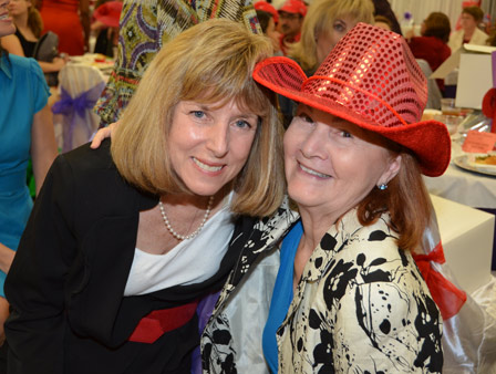 "<div class=""meta image-caption""><div class=""origin-logo origin-image ""><span></span></div><span class=""caption-text"">The Adult Reading Center held its annual Red Hat Literacy Luncheon this week.  It's an event that celebrates the community's enthusiasm in developing better reading skills. ABC-13 anchor Elissa Rivas served as Mistress of Ceremonies.  At least three scholarships were handed out to students seeking to further their education. (KTRK/Blanca Beltran)</span></div>"
