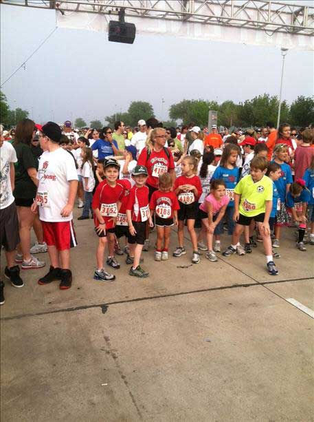 "<div class=""meta ""><span class=""caption-text "">These are  viewer photos from Sunday's Run for the Rose at Reliant Park, which raises money to fund brain cancer research at MD Anderson and children's programs at Children's Memorial Hermann.   If you were there and took photos, email them to us at news@abc13.com or upload them here.  (Photo/iWitness Reports)</span></div>"
