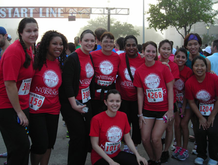 "<div class=""meta ""><span class=""caption-text "">Images from the 10th Annual Run for the Rose held at Reliant Stadium on Sunday.  If you were there and took photos, email them to us at news@abc13.com or upload them here. (KTRK)</span></div>"