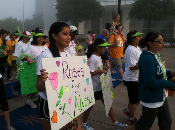 "<div class=""meta image-caption""><div class=""origin-logo origin-image ""><span></span></div><span class=""caption-text"">Images from the 10th Annual Run for the Rose held at Reliant Stadium on Sunday.   If you were there and took photos, email them to us at news@abc13.com or upload them here. (KTRK)</span></div>"