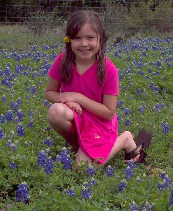 Viewers captured photos in the Texas bluebonnets.   Email your pics to us at news@abc13.com or upload them here.   <span class=meta>(KTRK)</span>
