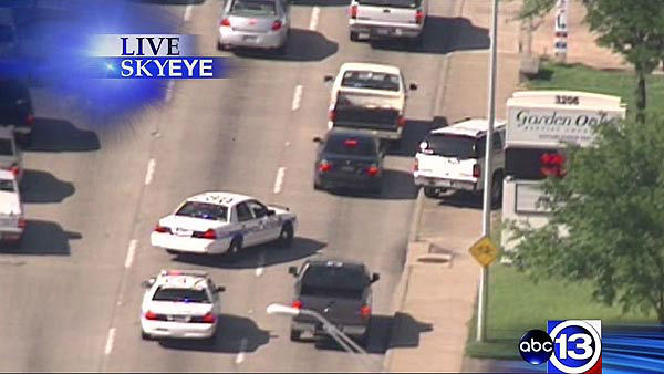 "<div class=""meta image-caption""><div class=""origin-logo origin-image ""><span></span></div><span class=""caption-text"">Police chased a suspect across Houston during a high speed rush hour pursuit (KTRK Photo)</span></div>"