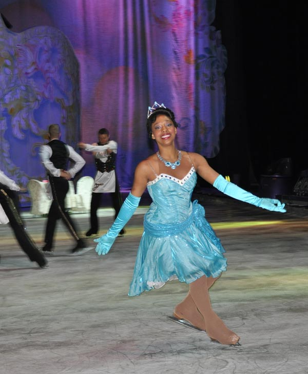 Images from a show preview of Disney on Ice presents Dare to Dream.  Disney is the parent company of KTRK-TV. <span class=meta>(KTRK)</span>
