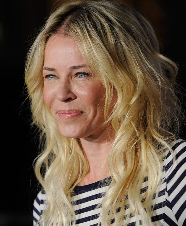 Chelsea Handler made it on Time Magazine&#39;s 2012 list of 100 most influential people in the world.  Click Here for the entire list <span class=meta>(AP)</span>