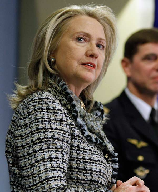 "<div class=""meta image-caption""><div class=""origin-logo origin-image ""><span></span></div><span class=""caption-text"">Secretary of State Hillary Rodham Clinton made the Time Magazine's 2012 list of 100 most influential people in the world.  Click Here for the entire list (AP)</span></div>"