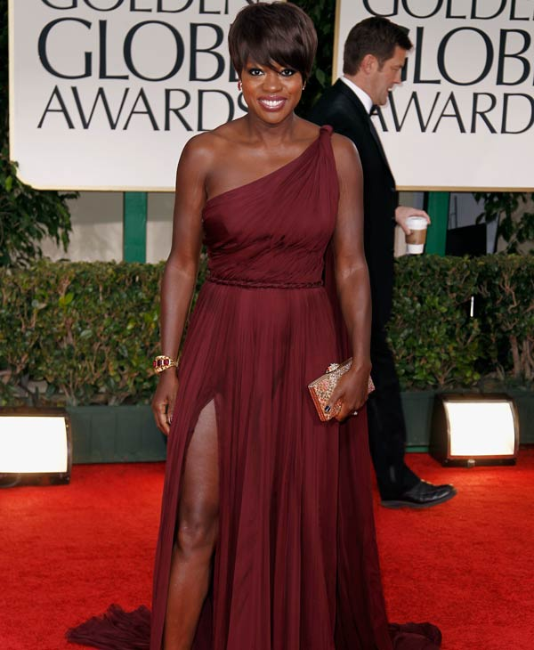 Viola Davis made the Time Magazine&#39;s 2012 list of 100 most influential people in the world.   Click Here for the entire list <span class=meta>(AP)</span>