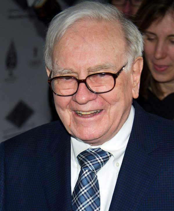 Warren Buffet made the Time Magazine&#39;s 2012 list of 100 most influential people in the world.   Click Here for the entire list <span class=meta>(AP)</span>
