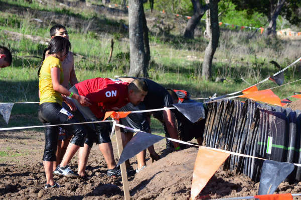 "<div class=""meta ""><span class=""caption-text "">These are photos from the Tough Mudder competition,  which was run in Austin April 20 and 21, 2013.  The Tough Mudder is a hardcore obstacle course designed by British Special Forces.  It's typically between 10 and 12 miles and challenges competitors with obstacles such as 12-foot walls and underground tunnels.    More about the course on ToughMudder.com. (ABC-13/Mario Segura)</span></div>"