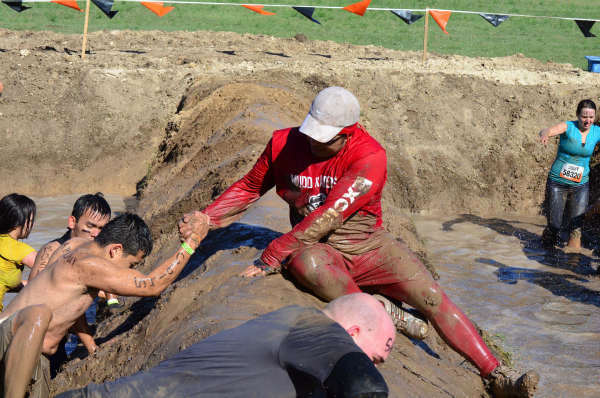 Many competitors took part in the Tough Mudder challenge held in Austin over the weekend. <span class=meta>(ABC-13&#47;Mario Segura)</span>
