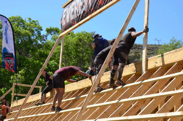 These are photos from the Tough Mudder competition,  which was run in Austin April 20 and 21, 2013.  The Tough Mudder is a hardcore obstacle course designed by British Special Forces.  It&#39;s typically between 10 and 12 miles and challenges competitors with obstacles such as 12-foot walls and underground tunnels.    More about the course on ToughMudder.com. <span class=meta>(ABC-13&#47;Mario Segura)</span>