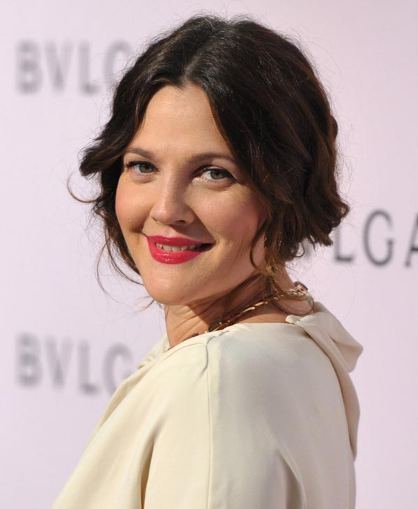 Actress Drew Barrymore was ranked No. 9 on the 2013 World&#39;s Most Beautiful list.  To see the full list log onto People.com <span class=meta>(AP Photo)</span>