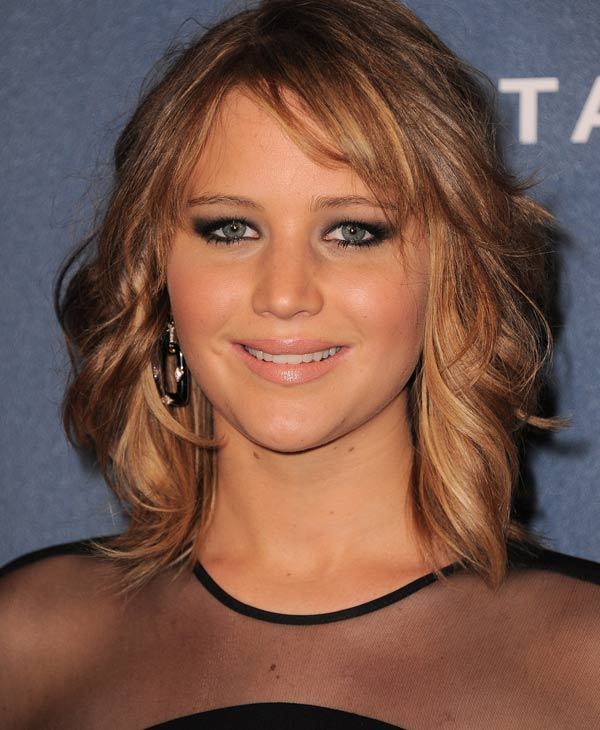 Actress Jennifer Lawrence is No. 6 on the 2013 World&#39;s Most Beautiful list.  To see the full list log onto People.com <span class=meta>(AP Photo)</span>