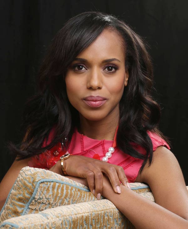 Actress Kerry Washington was ranked 2nd on the 2013 World&#39;s Most Beautiful list.  To see the full list log onto People.com <span class=meta>(AP Photo)</span>