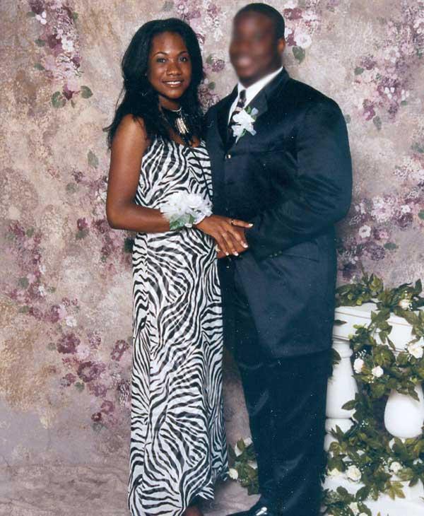 Samica Knight&#39;s prom photo <span class=meta>(Samica Knight)</span>