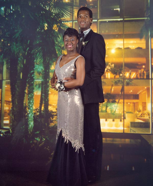 Sharron Melton&#39;s prom photo <span class=meta>(Sharron Melton)</span>