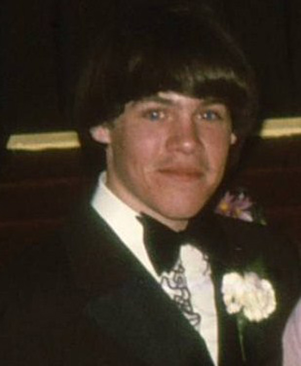 Tom Koch&#39;s prom photo <span class=meta>(Tom Koch)</span>