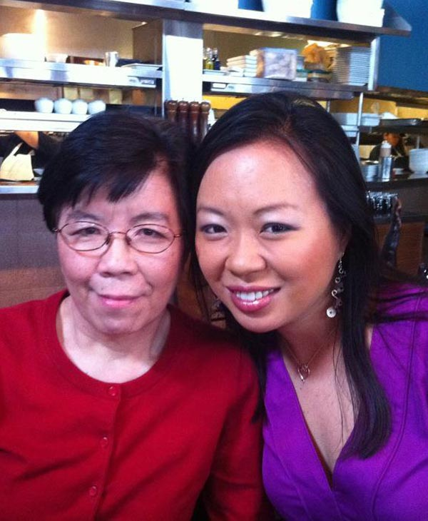 ABC-13 reporter Miya Shay and her mother <span class=meta>(Miya Shay)</span>