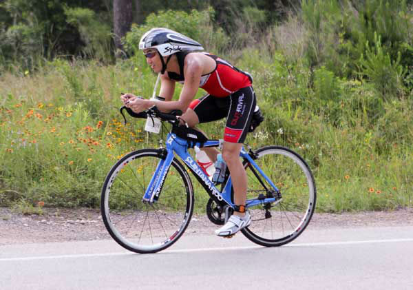 These are photos from the Memorial Hermann Ironman Triathlon in the Woodlands, May 18, 2013.  Send your photos and videos from the event to news@abc13.com <span class=meta>(Photo&#47;Rebecca Bowers)</span>