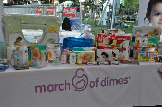 Images from our Caring Cradles Community-wide baby shower <span class=meta>(KTRK Photo&#47; Blanca Beltran)</span>