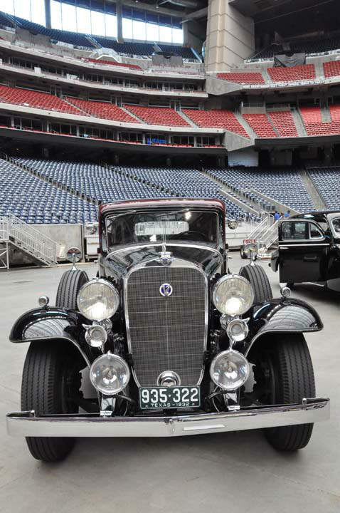 The ninth annual Classy Chassis? Concours d&#39; Elegance will be held on Saturday, June 9 and Sunday, June 10, 2012 at Reliant Stadium.  This world-class concours event will feature more than 100 unique and rare automotive icons, exotic hand-built sports cars, hot rods and full-out racing machines from some of the finest private collections and museums throughout the United States. The 2012 features will be Bonneville Race Cars &amp; Aston Martin. Classy Chassis? Concours d&#39; Elegance is a family friendly event with concessions, live music, entertainment and something for everyone. <span class=meta>(KTRK Photo&#47; Blanca Beltran)</span>