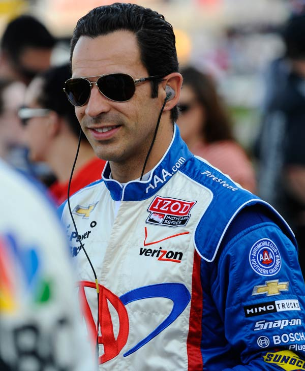 Helio Castroneves &#40;Season 5&#41; will compete in Dancing with the Stars Season 15, an all-star edition! <span class=meta>(AP Photo)</span>